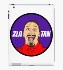 Zlatan Madness iPad Case/Skin