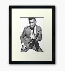 Conor Framed Print