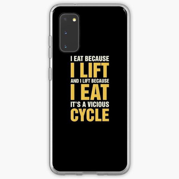 Vicious Cycle Samsung Galaxy Soft Case