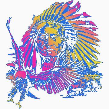 Eagle Vs Chief by jazzbear