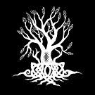 Tree Of Life (Yggdrasil) by Antony Potts