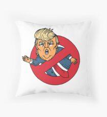Ecto Trump  Floor Pillow