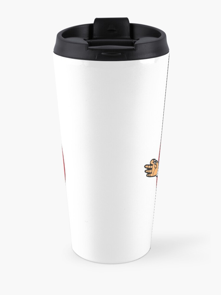 Alternate view of Ecto Trump  Travel Mug