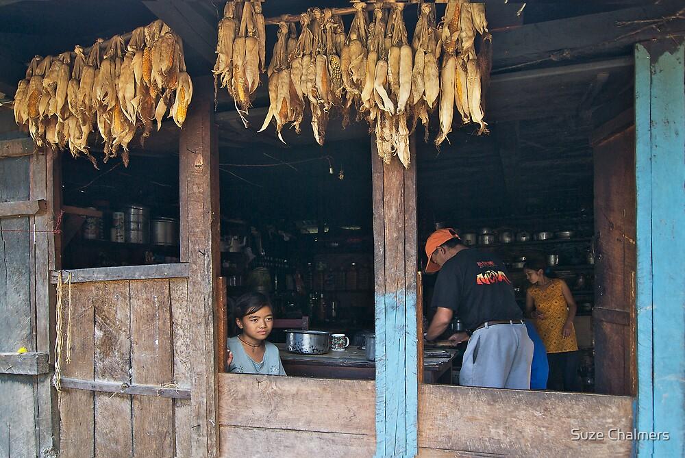 Nepali Kitchen by Suze Chalmers