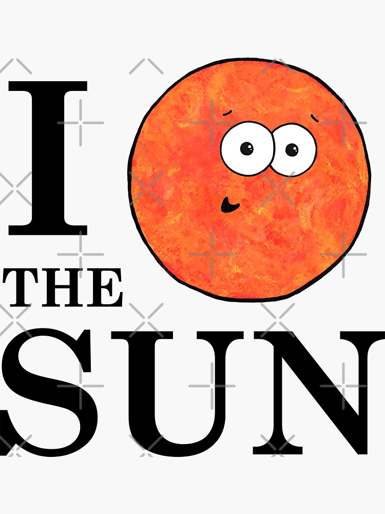 I Heart The Sun by AdrienneBody