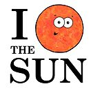 I Heart The Sun by Adrienne Body