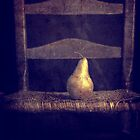 pear on a chair... by ntherapy