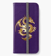 Golden Dragon iPhone Wallet/Case/Skin