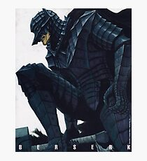 Berserk - Guts Berserker Armour Photographic Print