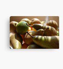 Fruitful Harvest Canvas Print