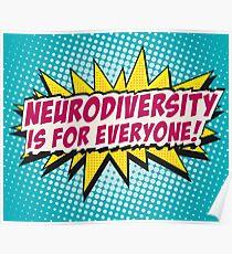 Neurodiversity POW!  Poster