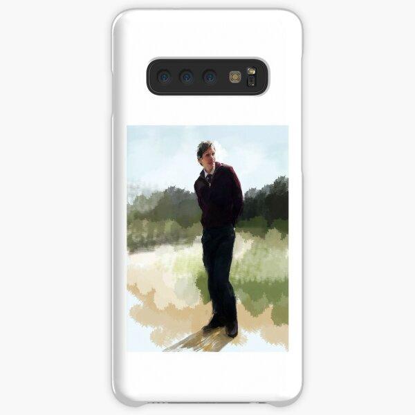 Endeavour Morse in his cozy jumper Samsung Galaxy Snap Case
