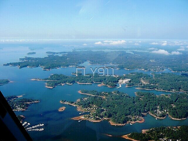 lake murray sc by fly911 redbubble