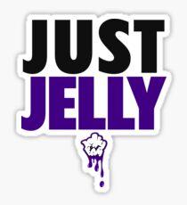 Just Jelly Sticker