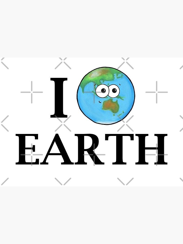I Heart Earth by AdrienneBody