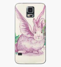 Winged Runaway Bunny Case/Skin for Samsung Galaxy