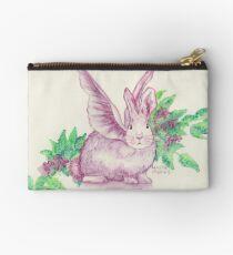 Winged Runaway Bunny Studio Pouch