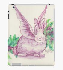 Winged Runaway Bunny iPad Case/Skin