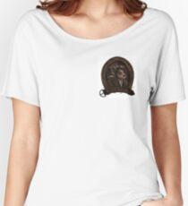Ned Kelpie - Australian Outlaw Women's Relaxed Fit T-Shirt
