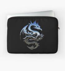 Metal Blue Dragon Laptop Sleeve