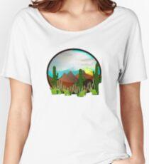 Desert Sanctuary Women's Relaxed Fit T-Shirt