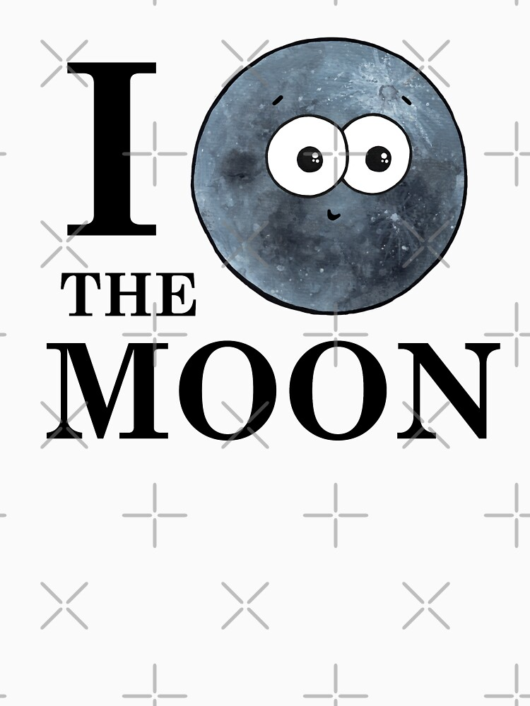 I Heart The Moon by AdrienneBody