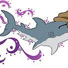 Space Shark! by disdainful-loni