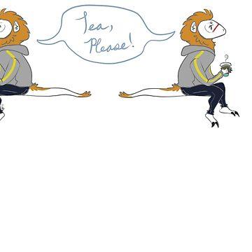 Tea, Please! by idawgness