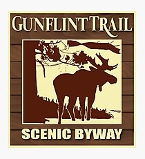 Gunflint Trail Scenic Byway, Superior National Forest Photographic Print