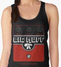 BIG MUFF V6 reverse graphic Women's Tank Top