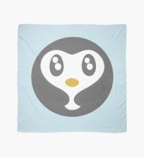 Cute Baby Penguin Ball Scarf