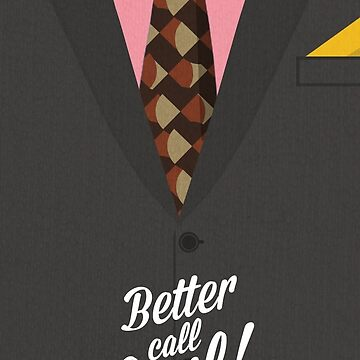 Better Call Saul Phone Case - Saul Goodman Suit by BenFraternale