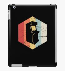 Retro Arcade Game Icon iPad Case/Skin