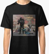 Wasteland Warrior 2 Classic T-Shirt