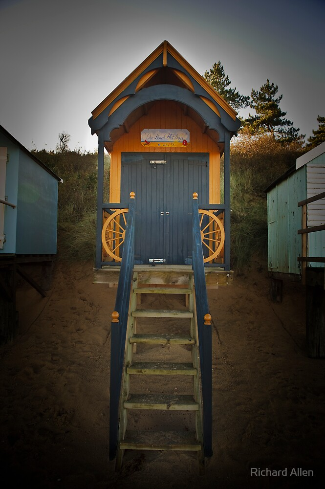 Beach Hut by Lea Valley Photographic