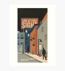 John Mulaney - Love at First Sight Art Print