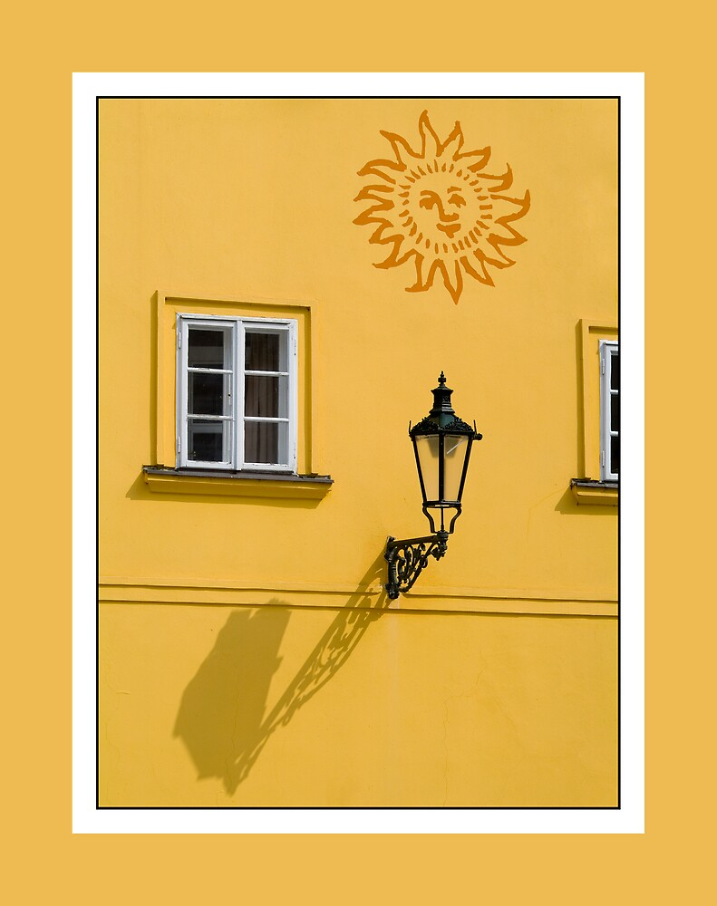 Yellow Wall by andyw