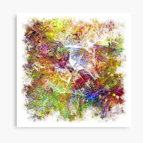 Crystal Frost 4 Canvas Print