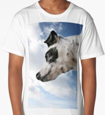 Head and Shoulders Above The Rest.  Long T-Shirt
