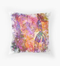 Crystal Frost 3 Floor Pillow