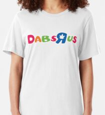 Dabs-R-us Slim Fit T-Shirt