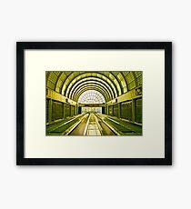 The Bally Hall Framed Print