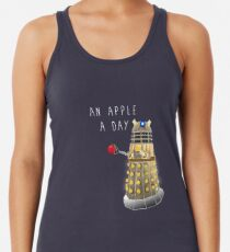 An Apple a Day Keeps the Doctor Away Women's Tank Top