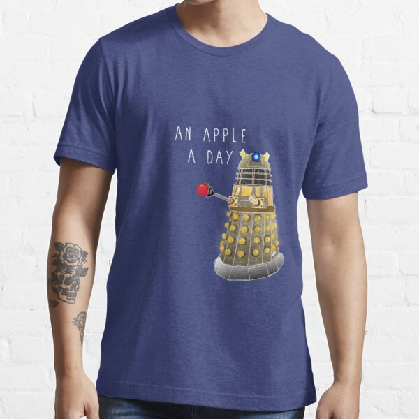 An Apple a Day Keeps the Doctor Away Essential T-Shirt