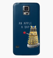 An Apple a Day Keeps the Doctor Away Case/Skin for Samsung Galaxy