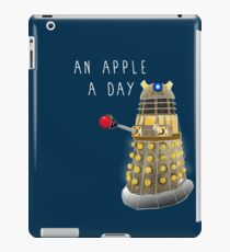 An Apple a Day Keeps the Doctor Away iPad Case/Skin