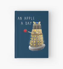 An Apple a Day Keeps the Doctor Away Hardcover Journal