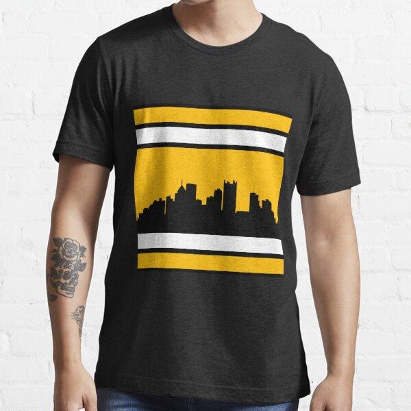 STEELERS HOME STRIPE Essential T-Shirt