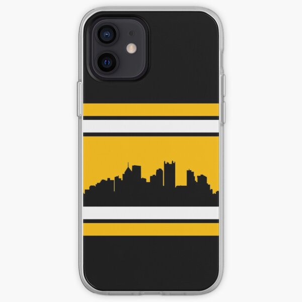 STEELERS HOME STRIPE Coque souple iPhone