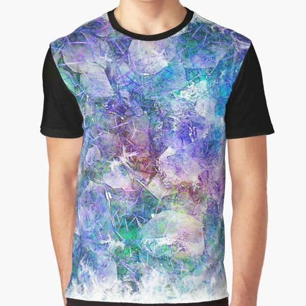 Crystal Frost 1 Graphic T-Shirt